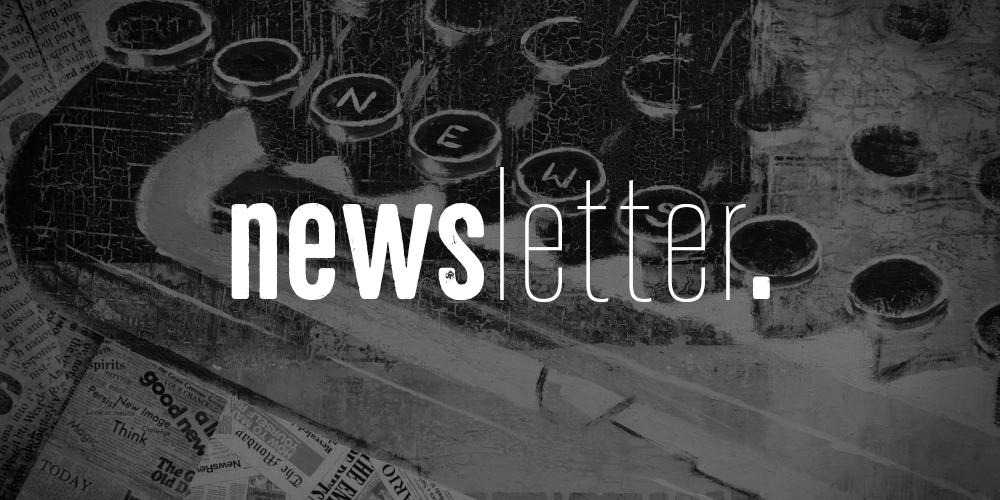 Kunstentschlossen Newsletter