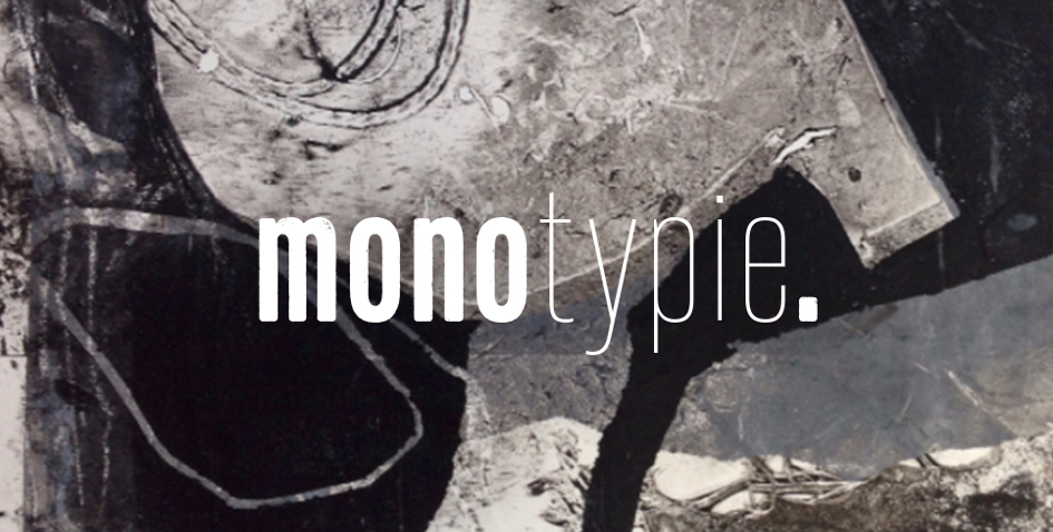 Monotypie Workshop am 13.10.2018