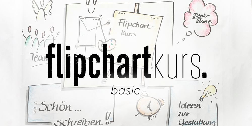 Flipchartkurs Basic am 20.09.2019