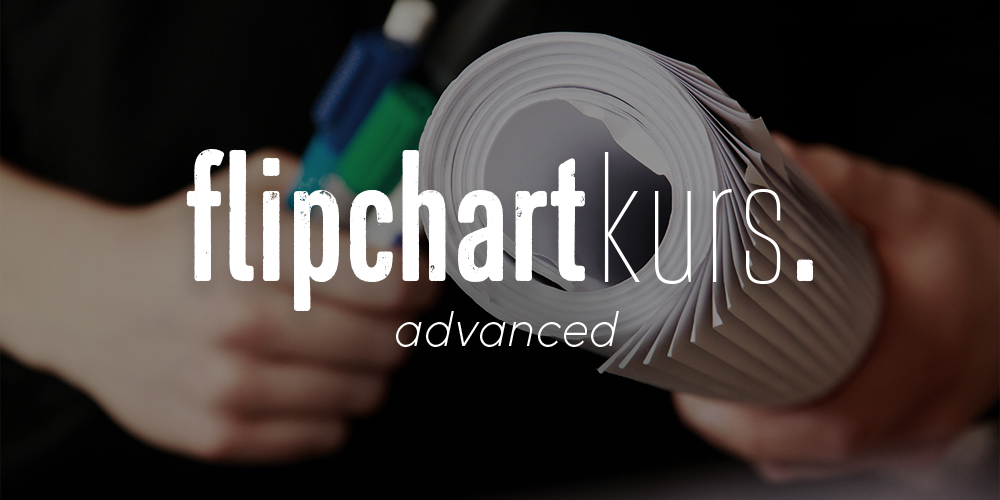 Flipchartkurs Advanced am 15.6.2019